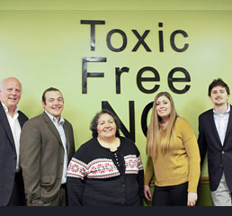 Meet the faces behind Toxic Free NC.
